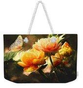 The Butterfly Weekender Tote Bag
