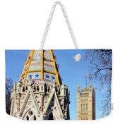 The Buxton Memorial Fountain London Weekender Tote Bag