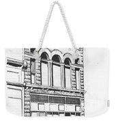 The Capital Transfer And Sands Brothers Building Helena Montana Weekender Tote Bag