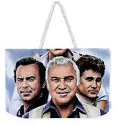 The Cartwrights Colour Ver Weekender Tote Bag
