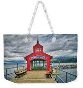 The Charm Of Seneca Lake - Finger Lakes, New York Weekender Tote Bag