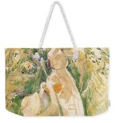 The Cherry Tree Study - 1891 - Musee Marmottan France Weekender Tote Bag