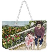 The Childrens Garden Weekender Tote Bag