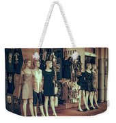 The Clones At The French Market Weekender Tote Bag