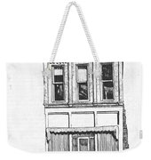 The Colwell Building Helena Montana Weekender Tote Bag