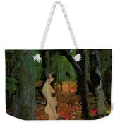The Company Of Trees Weekender Tote Bag