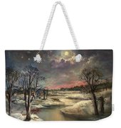 The Constellation Orion Weekender Tote Bag