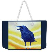 The Conversation Weekender Tote Bag