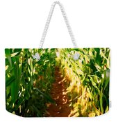 The Corn Maze #2 Weekender Tote Bag