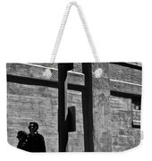 The Couple No.1 In A Series Weekender Tote Bag