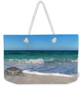 The Crab And The Sea Weekender Tote Bag