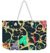 The Craft Of Love Weekender Tote Bag