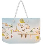 The Dawn Of Thought Weekender Tote Bag