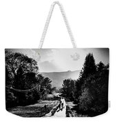 The Dog Walkers Weekender Tote Bag