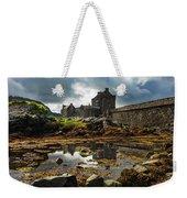The Eilean Donan Castle Weekender Tote Bag