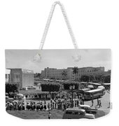 The  Event Arrrivals Weekender Tote Bag