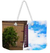 The Fillmore West - San Francisco Weekender Tote Bag