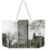The Flatiron Building 1903 Weekender Tote Bag