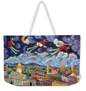 The Flying Mariachis Weekender Tote Bag