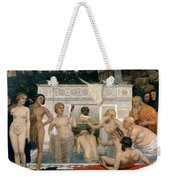 The Fountain Of Youth Weekender Tote Bag