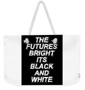 The Futures Bright Weekender Tote Bag