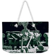 The Gardener 2 Weekender Tote Bag