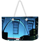 The Gateway Arch And The City Weekender Tote Bag