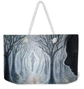 The Ghost Of A Loved One Weekender Tote Bag