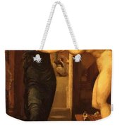 The Godhead Fires Pygmalion 1870 Weekender Tote Bag