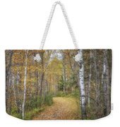 The Golden Path Weekender Tote Bag by Susan Rissi Tregoning