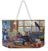The Good Harvest Country Kitchen By Richard Pranke Weekender Tote Bag