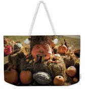The Gords Are Ready For Autumn Weekender Tote Bag by Jeff Folger