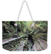 The Gorge Trail Weekender Tote Bag