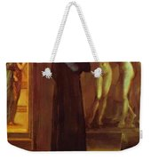 The Heart Desires The Pygmalion Series 1870 Weekender Tote Bag