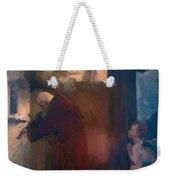 The Hermit 1884 Weekender Tote Bag
