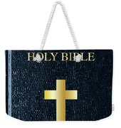 The Holy Bible Weekender Tote Bag