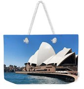 The Iconic Sydney Opera House.  Weekender Tote Bag