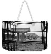 The Iron Substructure Weekender Tote Bag