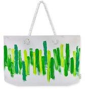 The Kingdom Of Green Weekender Tote Bag