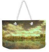 The Lake - Panorama Weekender Tote Bag