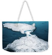 The Land Of Solitude Weekender Tote Bag