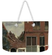The Little Street, 1658 Weekender Tote Bag