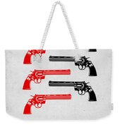 The Magnificent Seven Weekender Tote Bag