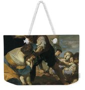 The Massacre Of The Innocents  After       Weekender Tote Bag