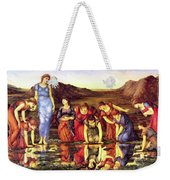 The Mirror Of Venus 1875 Weekender Tote Bag
