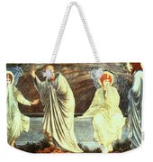 The Morning Of The Resurrection 1882 Weekender Tote Bag