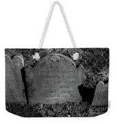 The Mortal Part Weekender Tote Bag