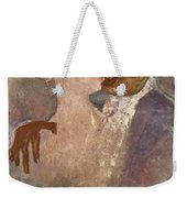 The Mulatto And The Sculpturesque White Woman 1913 Weekender Tote Bag