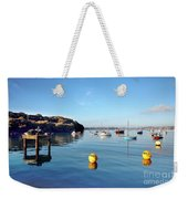 The Mylor Dolphin Weekender Tote Bag