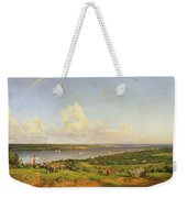 The Narrows From Staten Island Weekender Tote Bag